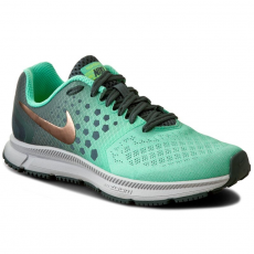 Nike Cipők NIKE - Nike Zoom Span Shield 852451 300 Hasta/Mtlc Red Bronze/Green Gl