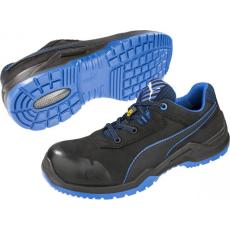 PUMA Safety Puma Argon Blue Low S3 ESD SRC Védőcipő