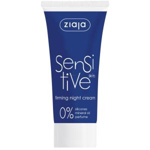 Ziaja Sensitive bőrfeszesítő éjszakai krém 50 ml