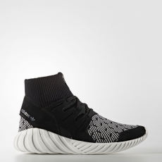 Adidas Tubular Doom Primeknit Patterned Core Black