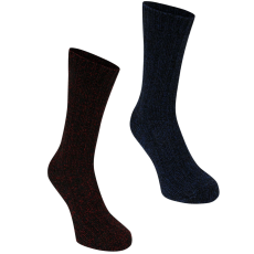 SoulCal Boot 2 darabos férfi zokni kék 41-45