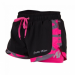 DENVER SHORT (BLACK/PINK) [L]