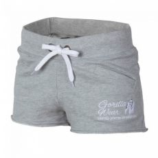 WOMEN'S NEW JERSEY SWEAT SHORT GREY (GRAY) [S]