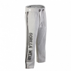 2 STRIPE SWEATPANTS (GRAY) [2XL/3XL]