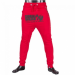 ALABAMA DROP CROTCH JOGGERS - RED (RED) [L]