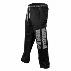 LOGO MESH PANTS (BLACK) [2XL/3XL]
