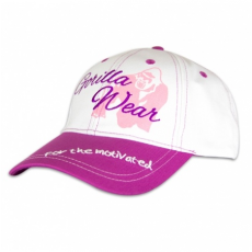 LADY SIGNATURE CAP (WHITE/PINK) [Egy Méret]