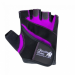 WOMENS FITNESS GLOVES (BLACK/PURPLE) [L]