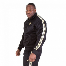 TRACK JACKET GOLD EDITION (BLACK GOLD EDITION) [2XL/3XL]