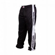 TRACK PANT (BLACK/WHITE) [L/XL]