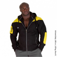 DISTURBED JACKET (BLACK/YELLOW) [M]