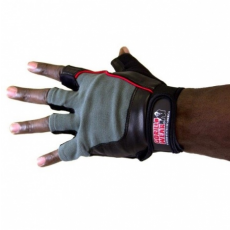 TRAINING GLOVES (BLACK) [M]
