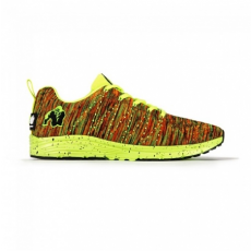 BROOKLYN KNITTED SNEAKERS - NEON MIX (NEON) [43]