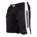 TRACK SHORTS (BLACK/WHITE) [2XL/3XL]