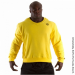 GORILLA V-NECK SWEAT (YELLOW) [XL]