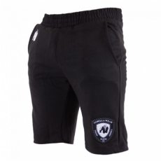 LOS ANGELES SWEAT SHORT (BLACK) [L]