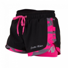 DENVER SHORT (BLACK/PINK) [S]