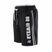 82 SWEAT SHORTS (BLACK/GRAY) [S/M]