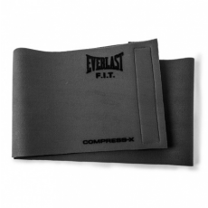 EVERLAST SLIMMER BELT (117 cm) (BLACK) [117 cm]