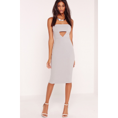 Missguided Ruha Crepe Cut Out
