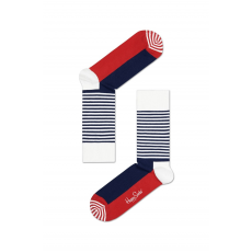 Happy Socks Zoknik Half Stripe