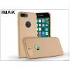 IMAK Apple iPhone 7 Plus hátlap - IMAK Ultra-Thin Leather - gold