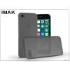 IMAK Apple iPhone 7 hátlap - IMAK 0.7 mm Color Slim - fekete