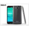 IMAK Asus ZenFone Max (ZC550KL) hátlap - IMAK Crystal Clear Slim - transparent