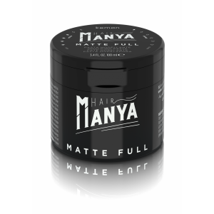 Kemon Hair Manya Matte Full hajformázó paszta, 100 ml