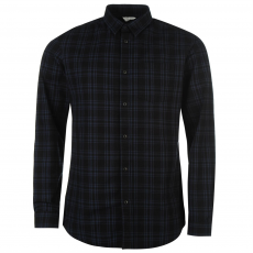 Jack and Jones Core Tommy férfi pamut ing fekete S