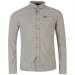 Firetrap Blackseal Basic Oxford férfi ing szürke XL