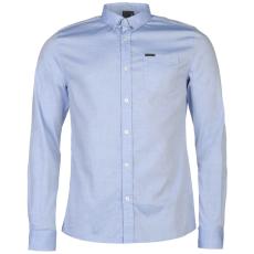 Firetrap Blackseal Basic Oxford férfi ing kék M