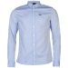 Firetrap Blackseal Basic Oxford férfi ing kék XL