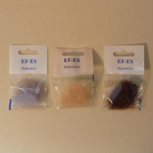 EF-ES sötétbarna nappali hajháló