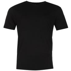 Quiksilver Slub férfi póló fekete XL
