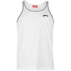 Slazenger Muscle férfi trikó fehér S