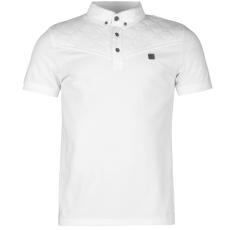 VOI Cutter férfi galléros póló fehér M
