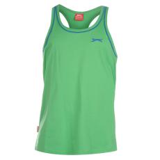 Slazenger Muscle férfi trikó zöld M