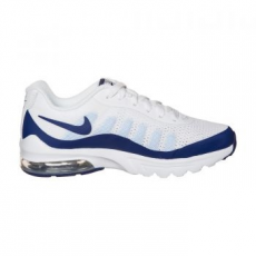 Nike Air Max Invigor gyerek sportcipő, White/Royal Blue, 35.5 (749575-102-3.5y)