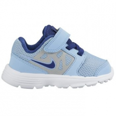 Nike Downshifter 6 gyerek sportcipő, Blue/Royal Blue, 23.5 (685164-403-7c)