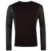 Pierre Cardin Panel férfi kötött pulóver sötétszürke L