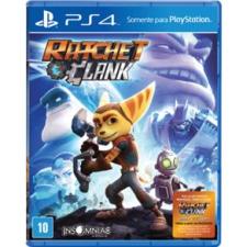 Sony Ratchet & Clank PS4 videójáték