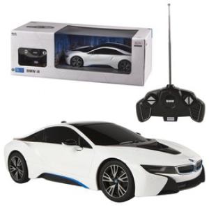 Rastar Rastar - Távirányítós BMW i8 - USB, 1:14