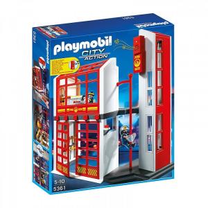 Playmobil 5361 - Tűzoltó parancsnokság