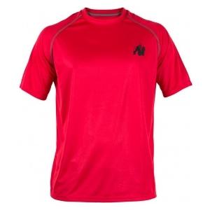 Gorilla Wear Performance póló (piros-fekete) (1 db)