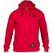Gorilla Wear Classic Zipped Hoodie (piros) (1 db)