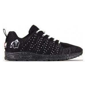 Gorilla Wear Brooklyn Knitted Sneakers (fekete-fehér) (1 pár)
