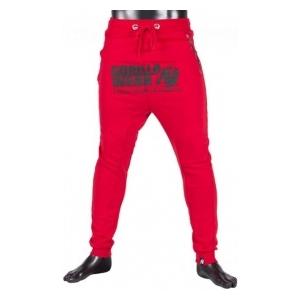 Gorilla Wear Alabama Drop Crotch Joggers (piros) (1 db)