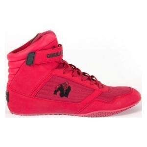 Gorilla Wear High Tops (piros) (1 pár)
