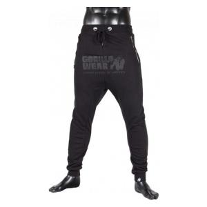 Gorilla Wear Alabama Drop Crotch Joggers (fekete) (1 db)